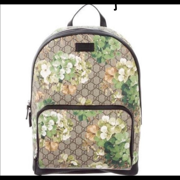 61bc5c8f30b4 Gucci Bags | Authentic Backpack | Poshmark